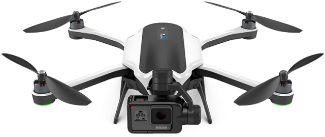 GoPro Karma 1 - 5 Best Drones To Use For Photography Up To $5k