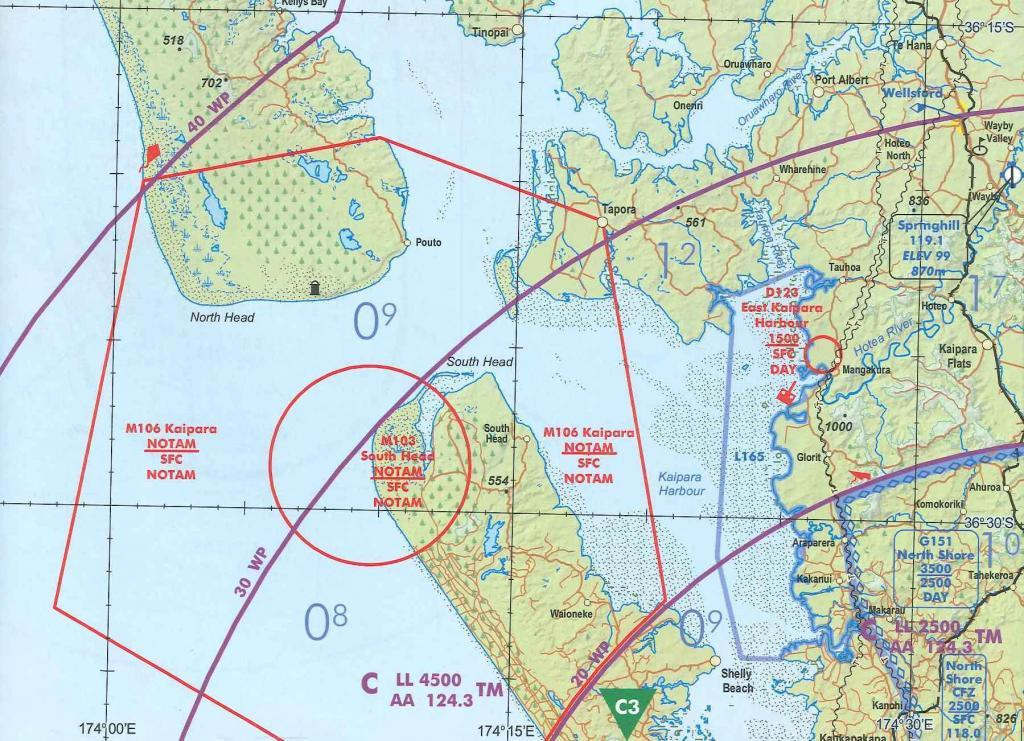 Airspace Charts
